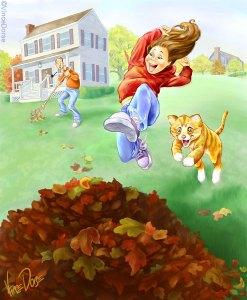 Leaf Jump