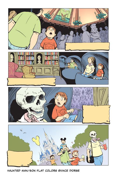 Haunted Man/Son flats