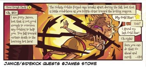 Sidekick Quests Janice